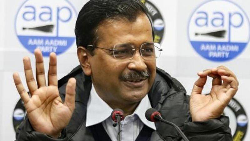 Aam Aadmi Party's Mini Mufflerman Is Winning Twitter