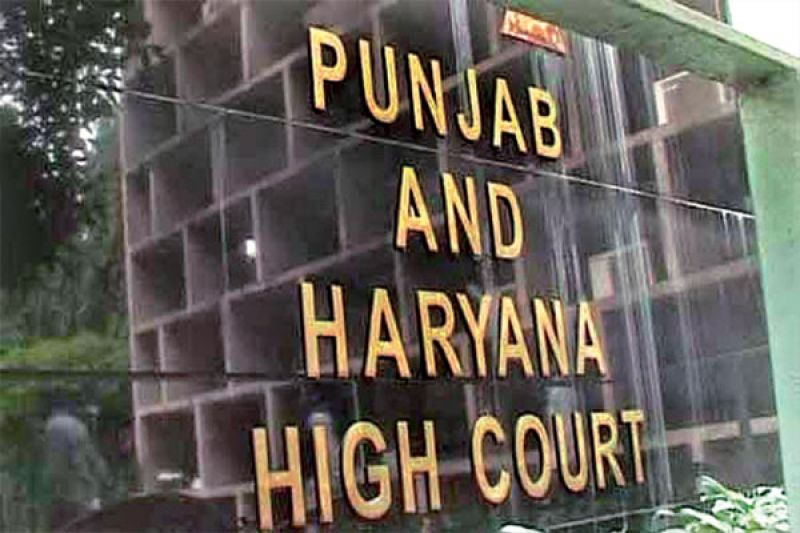 Punjab-Haryana High Court