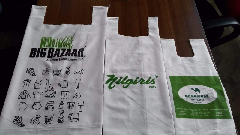 Chandigarh forum fined 11500 rs on big bazaar for charging 18 rs for carry bag