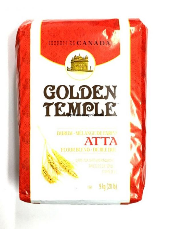 Rice and flour are being sold in Canada-US by branding Sri Darbar Sahib as a brand.