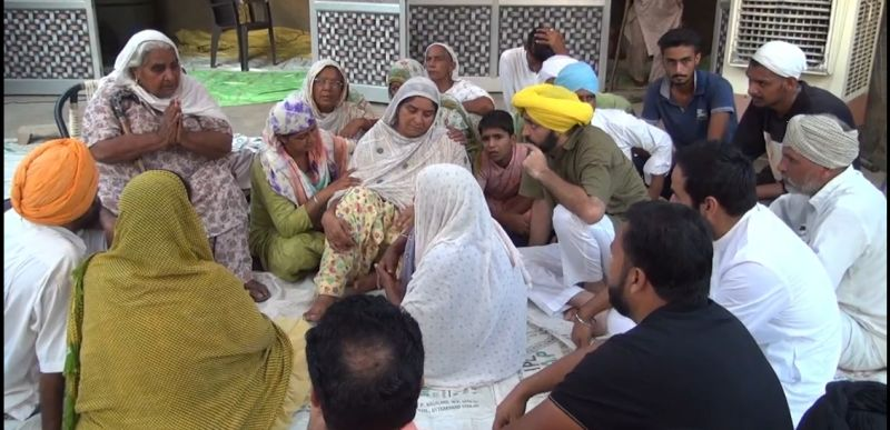 Suicide by 5th member of Barnala family