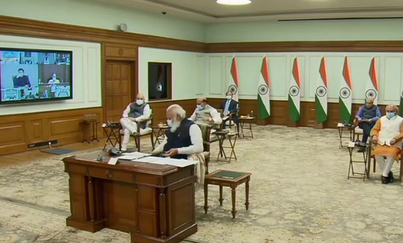PM Modi chairs 6th meeting of Governing Council of NITI Aayog