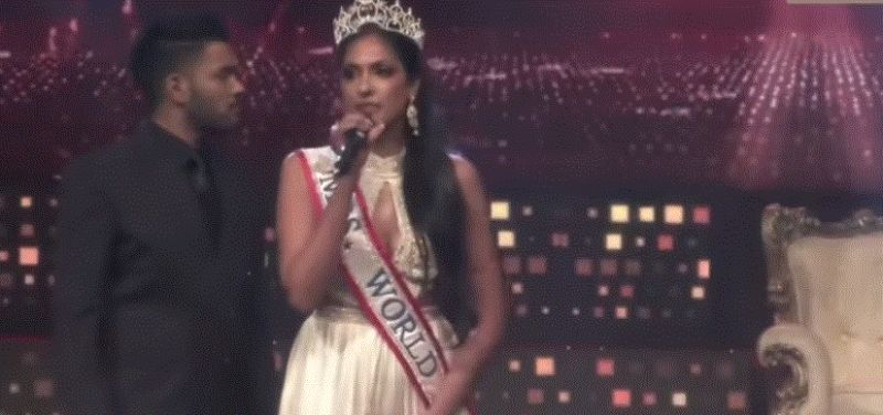 Mrs. Sri Lanka