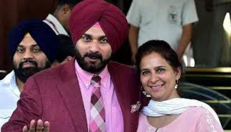 Navjot Singh Sidhu relief from SC